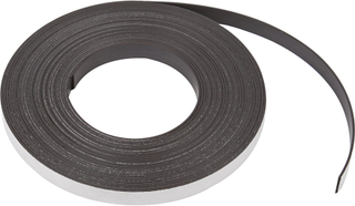 Selvklæbende magnetbånd, 1m