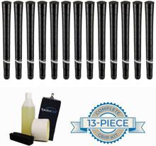 Jumbomax XL Black 13 grep, klemme, væske, teip, håndklær