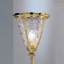 Klassisk golvlampa SANSA