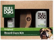 Bulldog Original Beard Care Kit Ansiktspleie Grønn