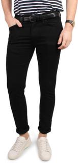 Levis Jeans Line 8 Super Skinny Black