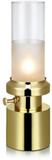 Pir bordlampa (Mässing/guld)