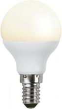 E14 klotlampa LED 2W