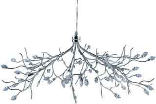 Willow 10L kristall (Förkromad/blank)