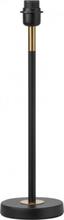 Cia lampfot svart 42cm (Svart)