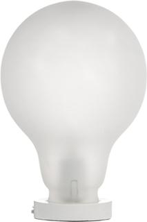 Glödlampan bordlampa Bloomingville (Vit)