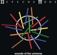 Depeche Mode - Sounds Of The Universe - Vinyl