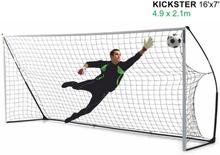Quickplay Sport Fußballtor Kickster 4,88 x 2,13 m