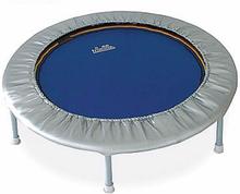 Trimilin Trampolin Pro, Körpergewicht 40-180kg Sprungmatte blau