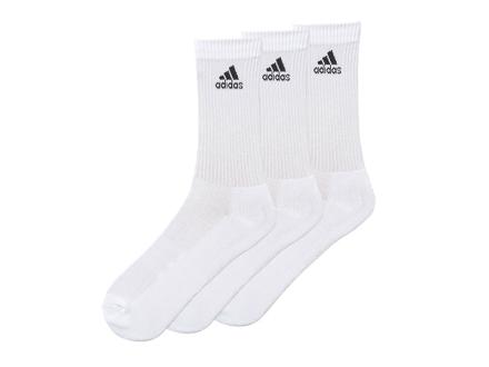 adidas 3S Performance Crew Half cushioned Socken 3er Pack Größe 31-34