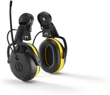 Hellberg høreværn til hjelm Secure Relax AM-FM radio