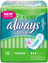 Always Ultra Normal sanitary pads - 16 pieces