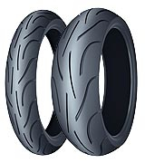 Michelin Pilot Power ( 120/70 ZR17 TL (58W) M/C, Framhjul )