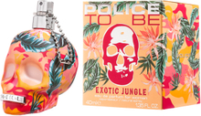 POLICE To Be Exotic Jungle Woman EdT 40 ml
