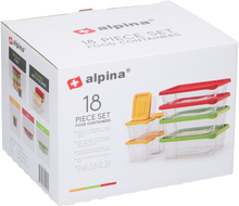 Alpina Cup holders - 9 pieces