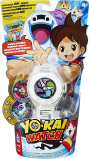 Hasbro Yo-Kai Music Watch - Including 2 Medals