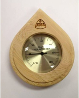 Kota Bastutermometer droppe Ceder - 250TD