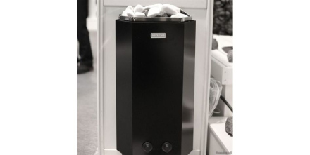 Bastuaggregat Narvi Minex 3,0 kW Svart