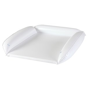 2ME Changing mat inflatable White