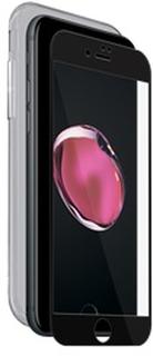 Avanca Buet Beskyttende glas med ryggen iPhone 6 Black - Skærmbeskytter - Hærdet Glas - hærdet glas - buet glas - Glas Protection