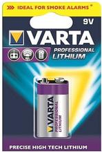 Batteri LR61, 9 Volt 10års