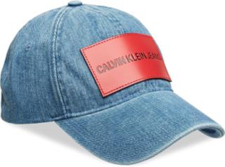 J Calvin Klein Jeans Keps Blå CALVIN KLEIN