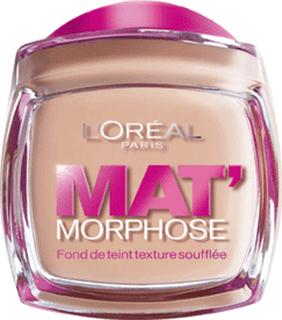 Loreal Paris Matte Morphose Foundation - Apricot Beige 200