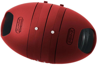 Max Stereo Capsule Speaker - Rood