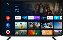 "Grundig Smart TV 50"" 4K ultra HD - Anroid 50GFU7960B"