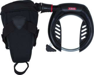 Cykellås ABUS Plus Pro Shield 5950 med låskätting ABUS 6KS 100 cm