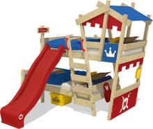 Våningssäng Wickey CrAzY Castle Barnsängar Loftsäng