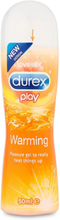 Durex Play Warming: Glidmedel, 50 ml