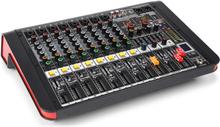 PDM-M804A 8 Mikrofoningångar 24-Bit Multi FX-Processor USB-spelare