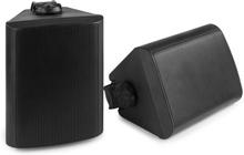 BGO65 högtalare-set 150W Peak 45W RMS svart