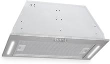 Down Under köksfläkt inbyggnads 60cm frånluft: 590 m³/h LED rostfritt stål
