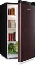 Feldberg kylskåp A+ 90 liter MirageCool Concept trädesign svart