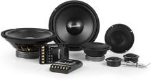 CS Comp-8- bilstereo högtalare komplettset 4800W
