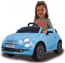 Ride-on Fiat 500 blue 12V