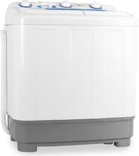 DB004 Mini-tvättmaskin centrifug 4,8 kg