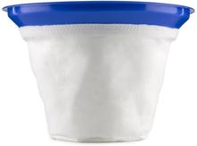 Filterpåse tillbehör för våt-torr-sugare textilfilterpåse Ø35cm