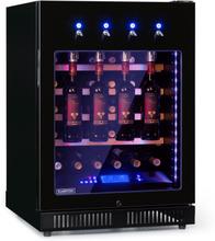 First Class 36 vinkylskåp 4 dispenser 36 flaskor 5-22°C svart