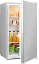 Hudson kylskåp A++ 88 liter crisperfack kompression silver