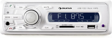 MD-120 bilradio USB SD MP3 4x75W PMPO line-out