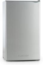 Allomfattande Kylskåp 90l Klass A+ 2 nivåer 7l isfack rostfritt stål