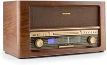 Belle Epoque 1906 Retro-Stereoanläggning CD USB MP3 UKW