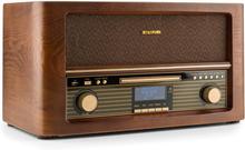 Belle Epoque 1906 DAB Retro-Stereoanläggning Bluetooth CD USB MP3 UKW