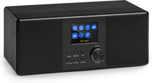 Connect 120 internerradio mediaspelare Bluetooth WLAN DAB/DAB+ FM RDS AUX USB