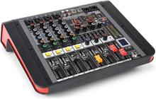 PDM-M404A 4 Mikrofoningångar 24-Bit Multi FX-Processor USB-spelare