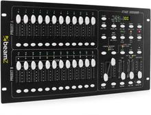 DMX-024PRO 24-kanal-DMX-kontroll ljusstyrningsbänk