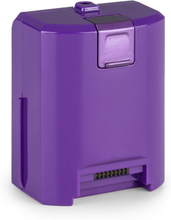 cleanFree batteridammsugare litium-jon-batteri 22,2 V/2200 mA/h violett
